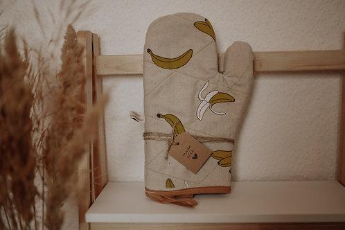 "Ofenhandschuh ""Banane"""