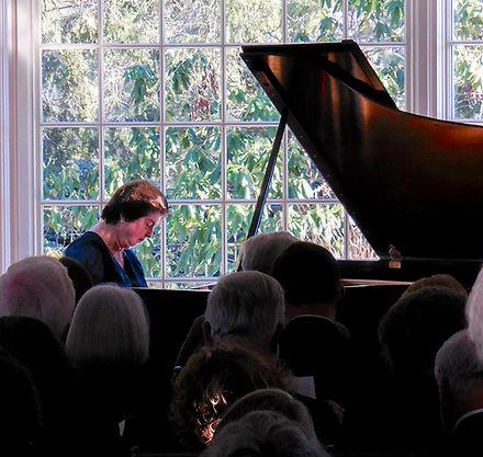 Pianist Ann Schein:  Market Square Concerts Special Event
