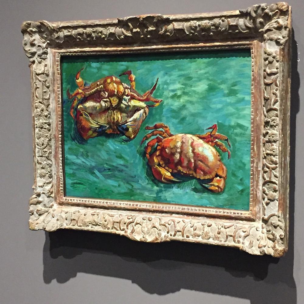 """Van Gogh """"Crabs"""""""