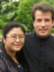 Market Square Concerts Co-Directors: Ya-Ting Chang & Peter Sirotin