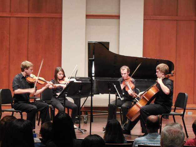 Making Music with Friends - The Joys of Mentoring - Schubert