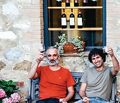 Marco and Domenico, JazZenJourney