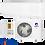 Thumbnail: GREE AMBER NORDIC GWH09YD-S6DBA2A 2.7 KW  z montažo