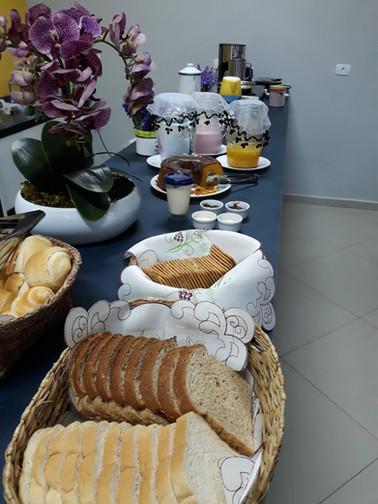 Café da manhã TOP