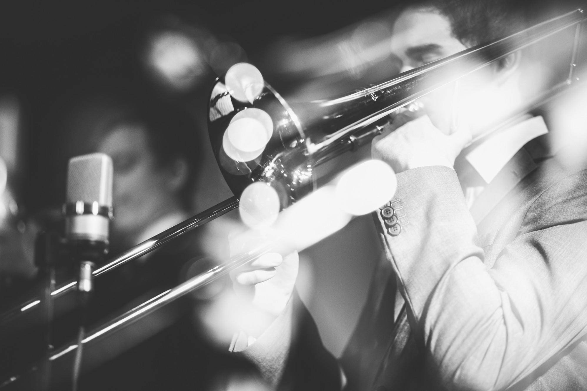ARRANGEMENTS | Raphael Klemm - Jazz Trombone