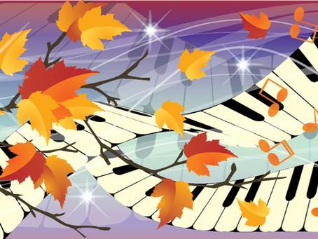 Thanksgiving Break & Winter Recital Info