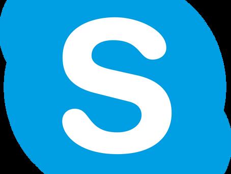 Skype or FaceTime?