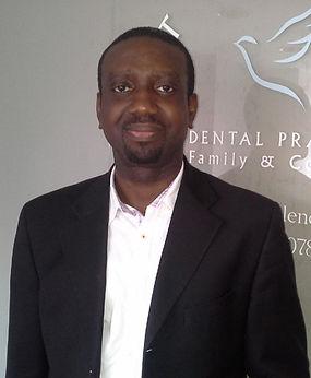 Omoluyi Aimienwanu - Principal Dentist at Spirit of Excellence Dental Practice