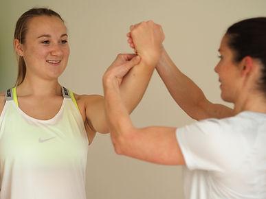 Krankengymnastik Stefanie Gruber-PNF-Pro