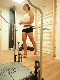 Physiotherapie Sporttherapie Stefanie Gr