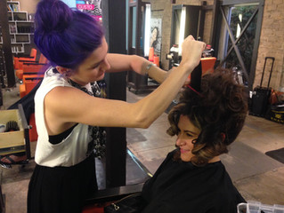 Advice to Up & coming HAIR STYLISTS