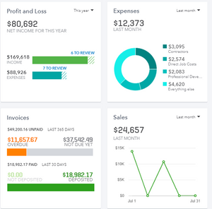 Which accounting system is best? Quickbooks Online, Xero