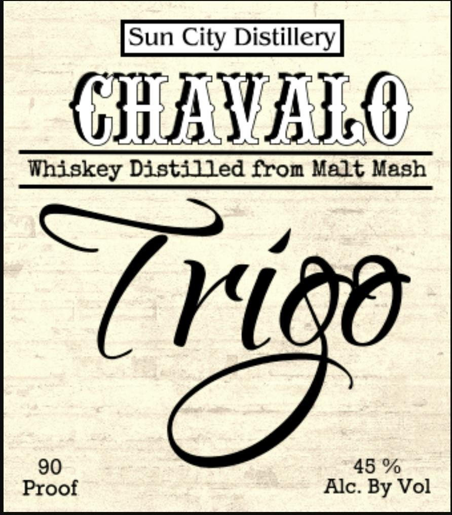 Chavalo Trigo Whiskey