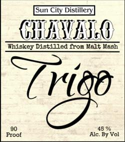 Chavalo Trigo Whiskey