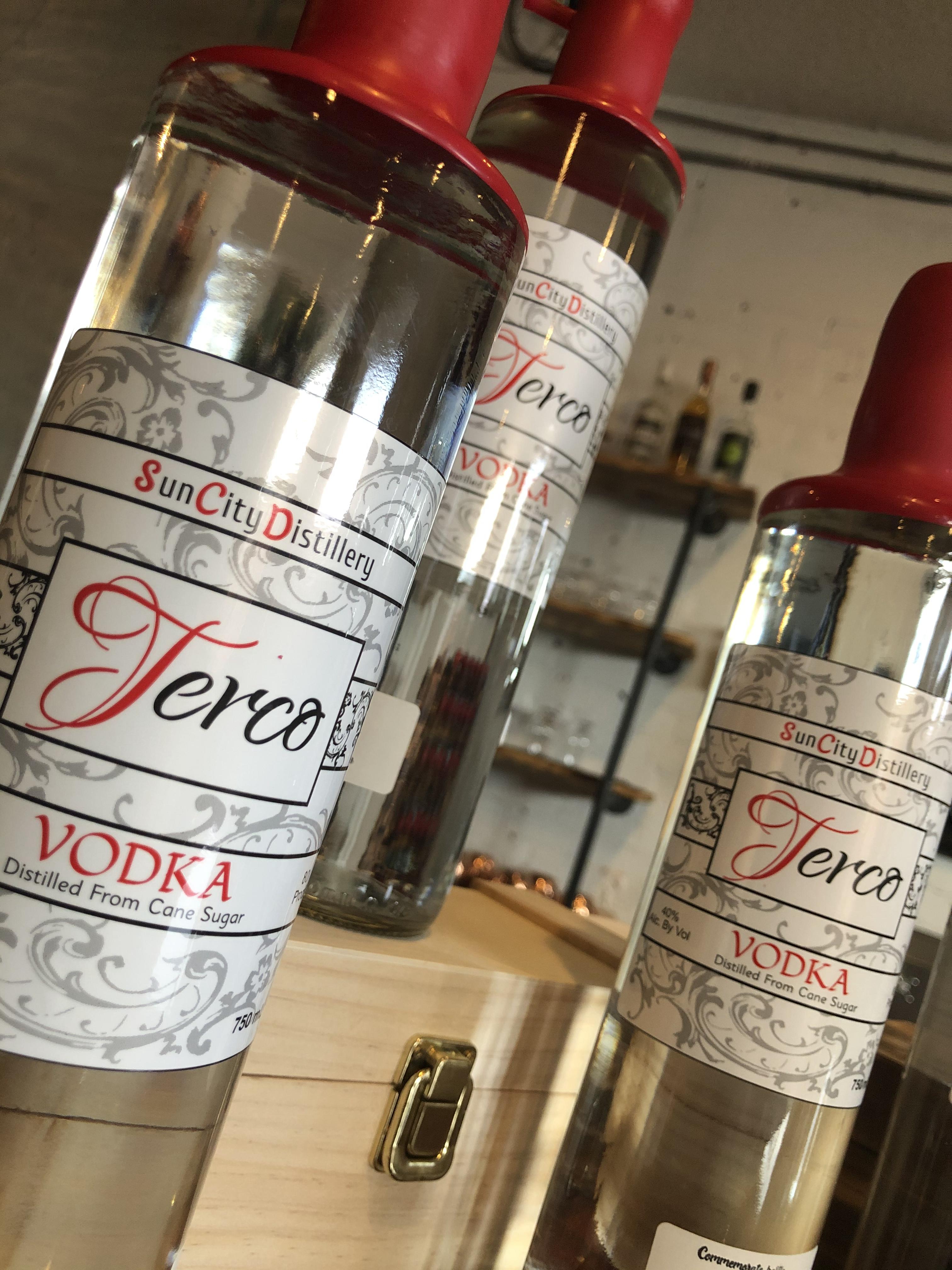 Terco Vodka