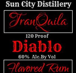 Tranquila Diablo Rum