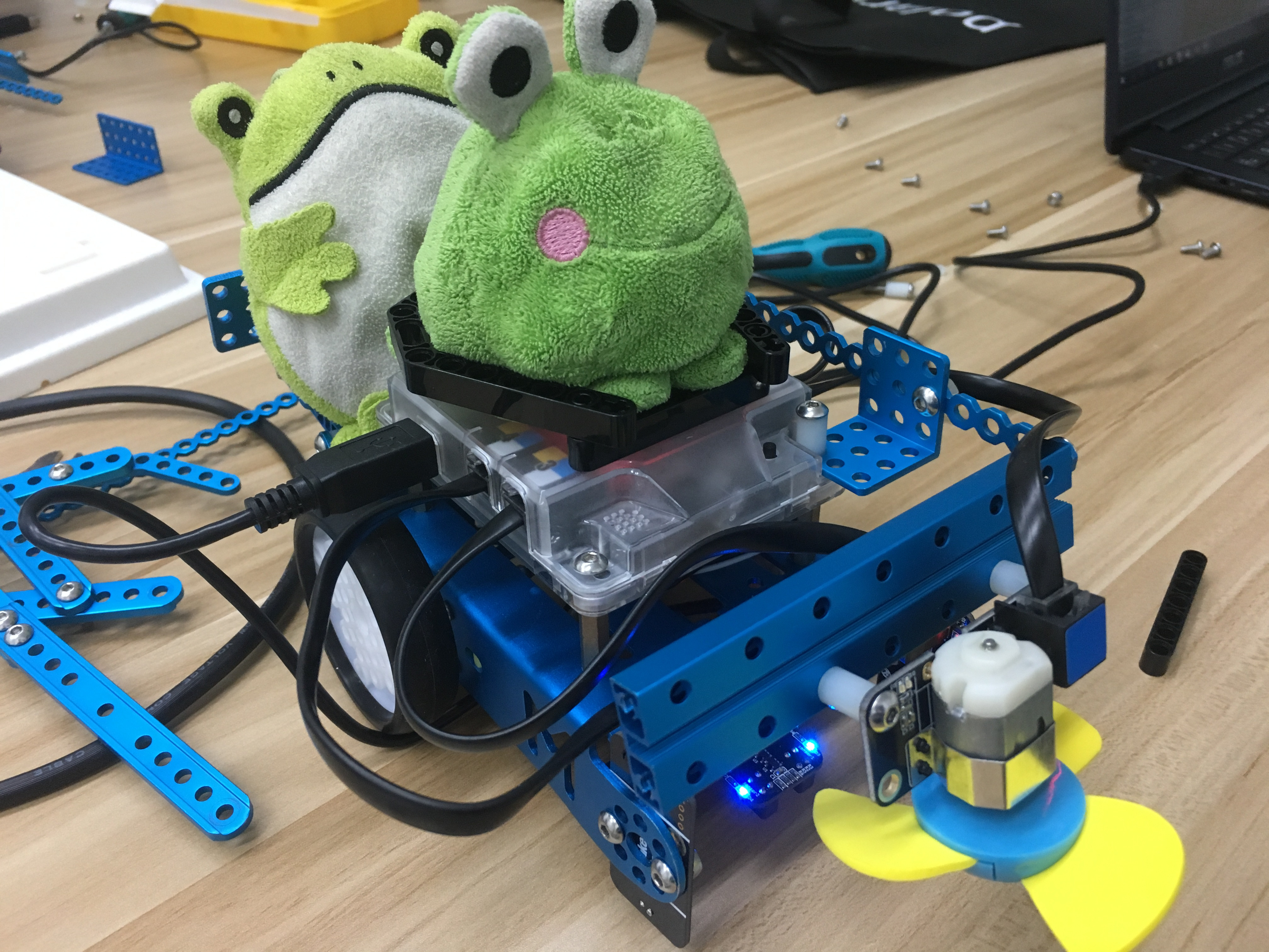 mBot Project-based Learning