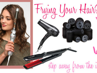 Give Your Hair a Break...