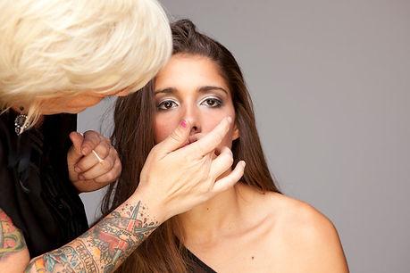 stiletto vixens hair design and make up artistry, san luis obispo, gypsy and oak salon, luckie, jessica, make up artist, hair stylist, san luis Obispo,