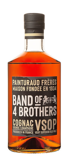 AOP Cognac VSOP « Band of 4 Brothers »