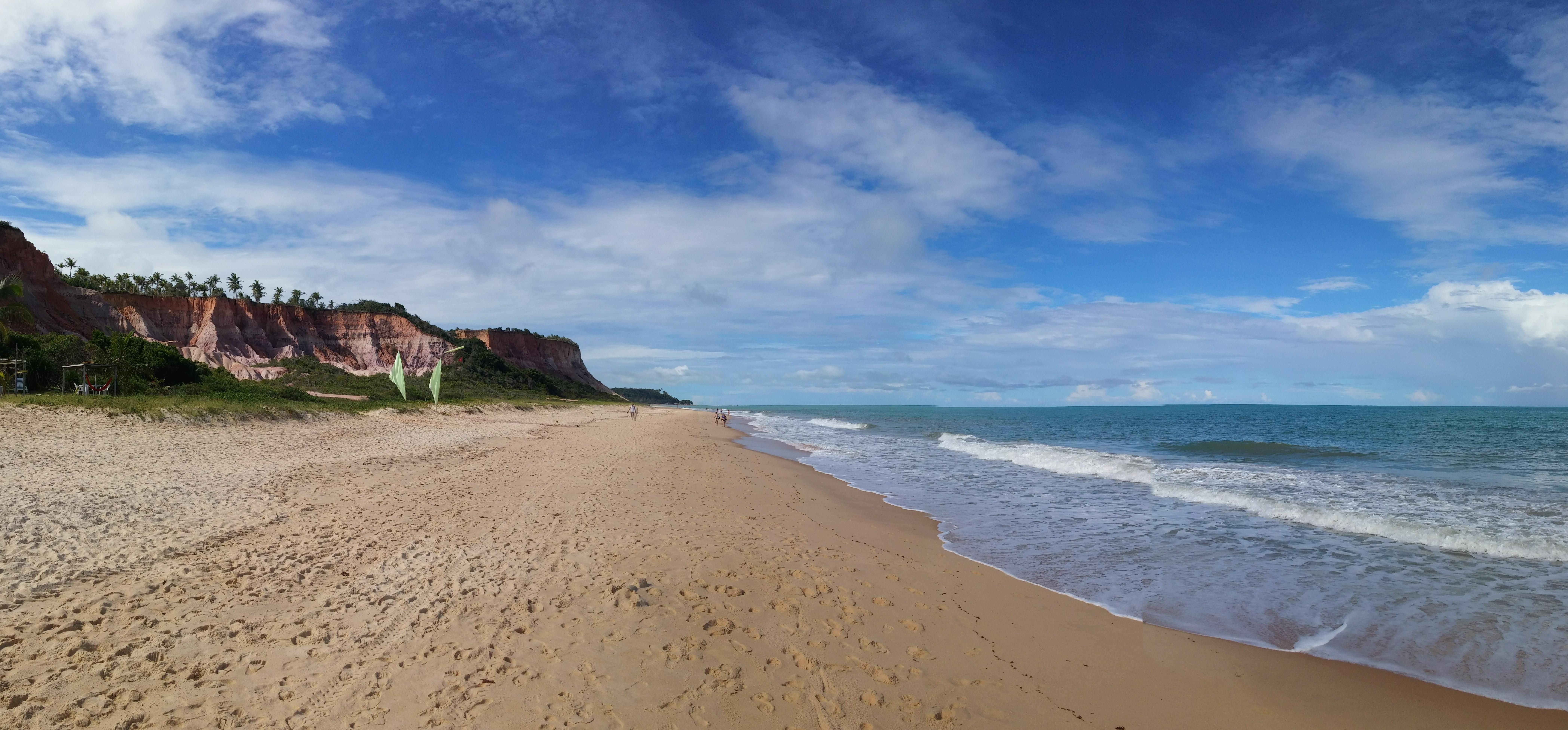 Praia de Taípe 20180112