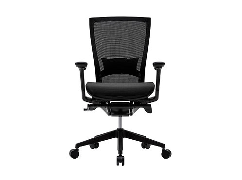 T50 Ergonomic Office Chair (Black)