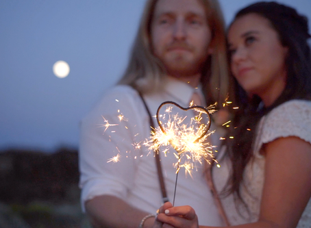 Love Sparks at Lava Rock
