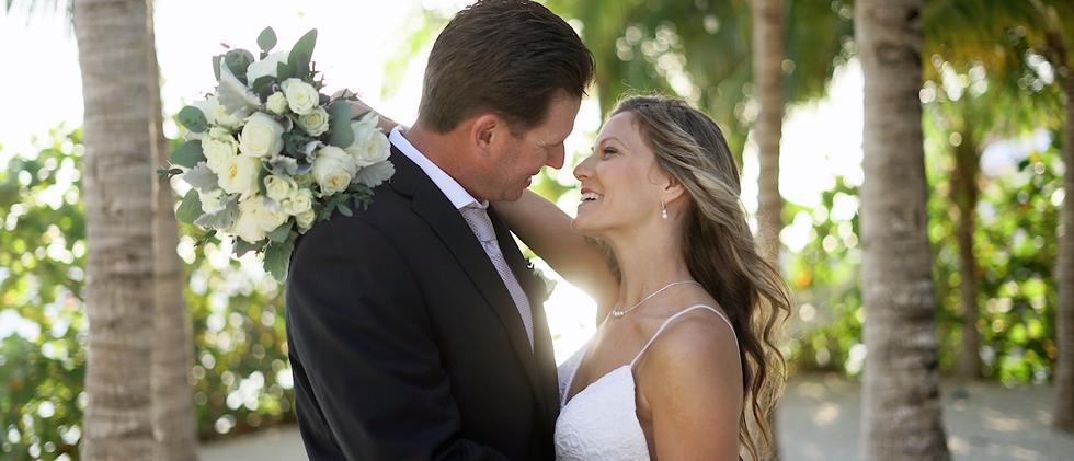 Chris & Megan's Highlight Wedding Film 4