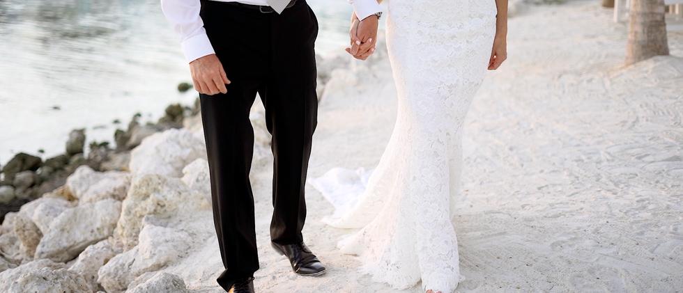 Chris & Megan's Highlight Wedding Film 9