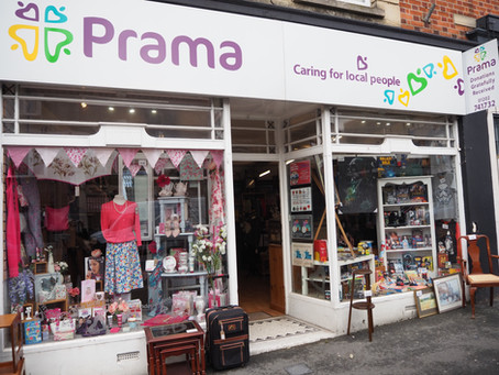 Prama Shops Showcase - Ashley Cross, Poole