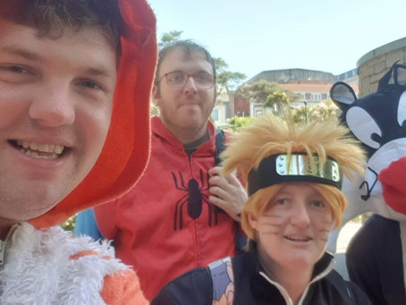 Local Cosplayers Raise Funds for Prama