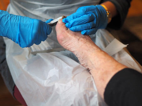 A First Hand Experience of Prama's Nail Cutting Service