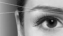 Eyebrow threading and beauty salon