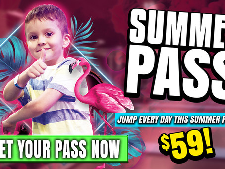 Let Us Help You Keep Your Kids Active this Summer!