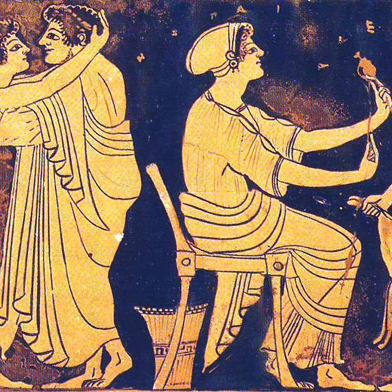 FEMALE GENDER AGENDA IN ANCIENT GREECE