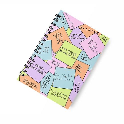 Lazy Fat Fuck Notebook