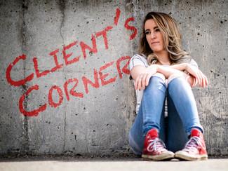 Client's Corner