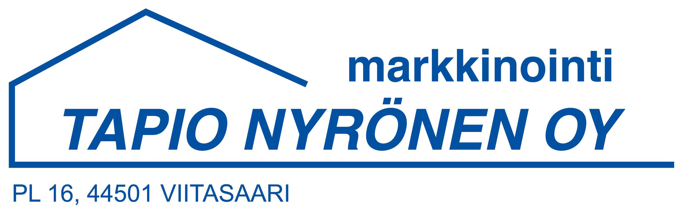 logo sininen