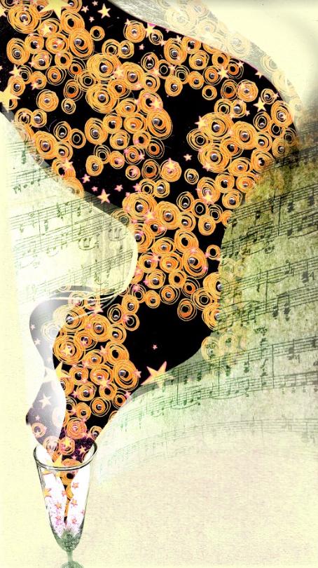 Uudenvuodenaaton Gaalakonsertti_juliste