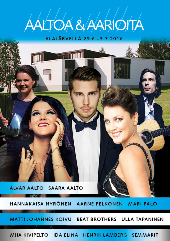 Aaltoa & Aarioita 2016