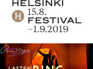Lasten RING Helsingin juhlaviikoilla