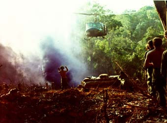 Operation Macarthur, Viet Nam landing, 1967