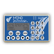 Professional programable unit (999 protocols) introducted 2016 with user friendly software from MEND Technology (2016).