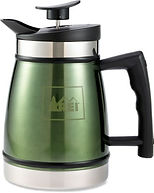 REI's steel vacuum French coffee press- a Marine's best 'friend'