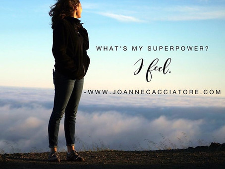 Feeling: Superpower!