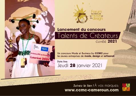 Concours Talents de Créateurs cuvée 2021