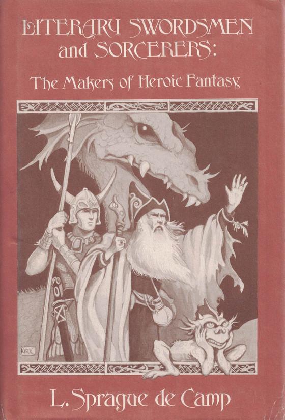J.R.R Tolkien & Howard's Conan