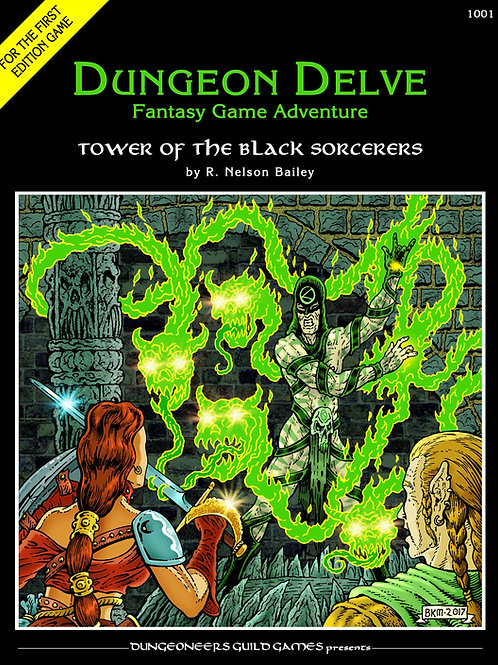 DD1 Tower of the Black Sorcerers