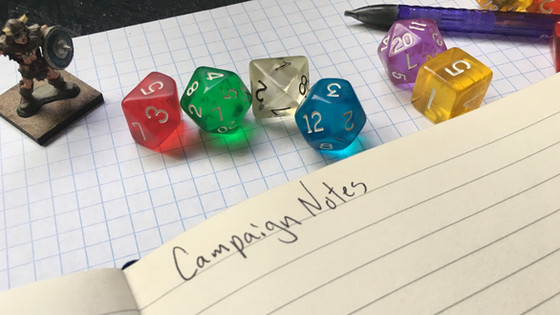 Starting a New D&D Campaign in     7 Steps