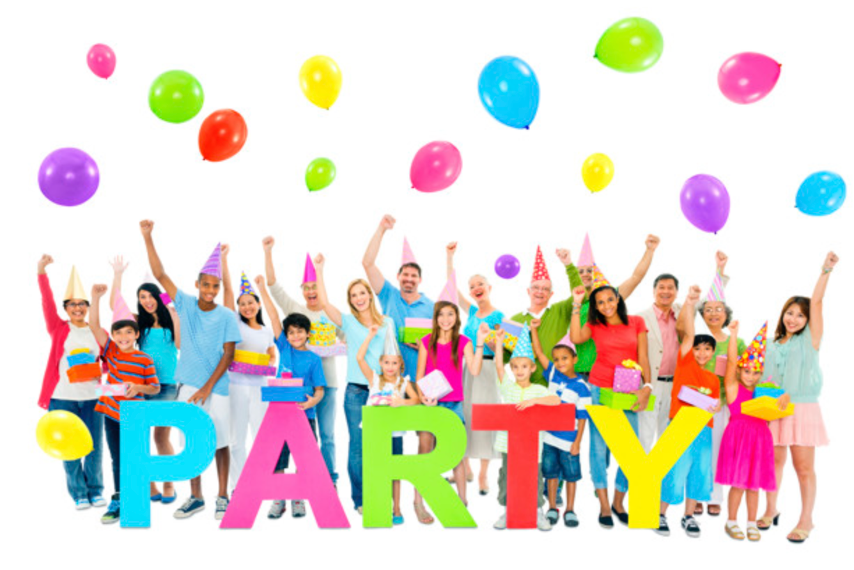 Large Party 2 Hour